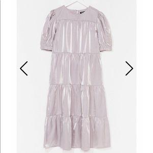 nasty gal babydoll dress